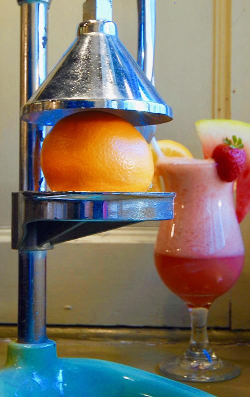 cocktail déjeuner